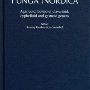 Funga Nordica, 2nd edition 2018